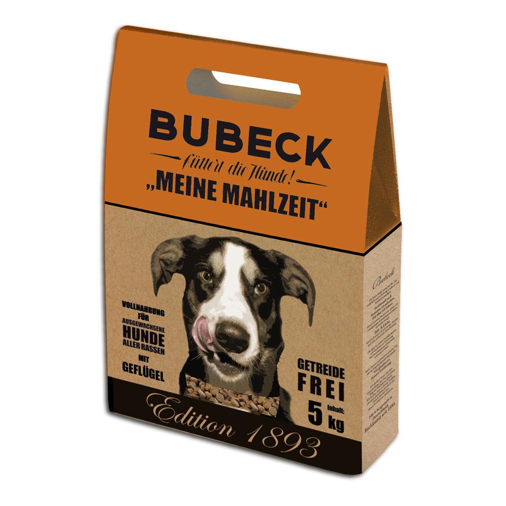 BUBECK Edition 1893 Meine Mahlzeit Geflugel 5 kg