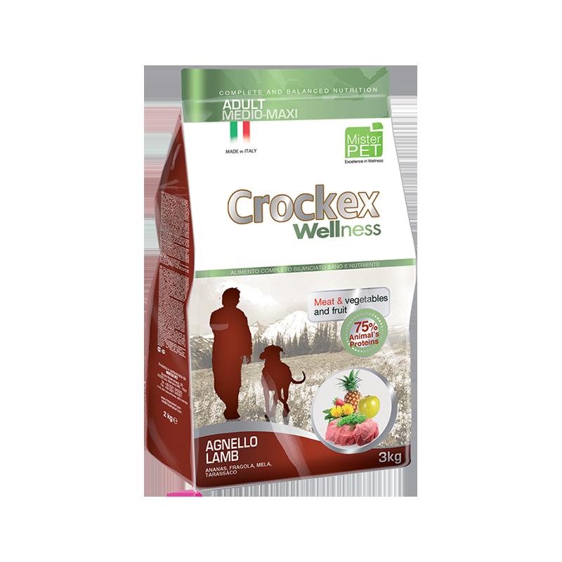 Crockex Adult Lamb & Rice 3 kg