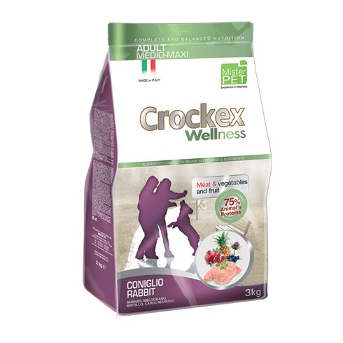 Crockex Adult MINI Rabbit 7,5 kg