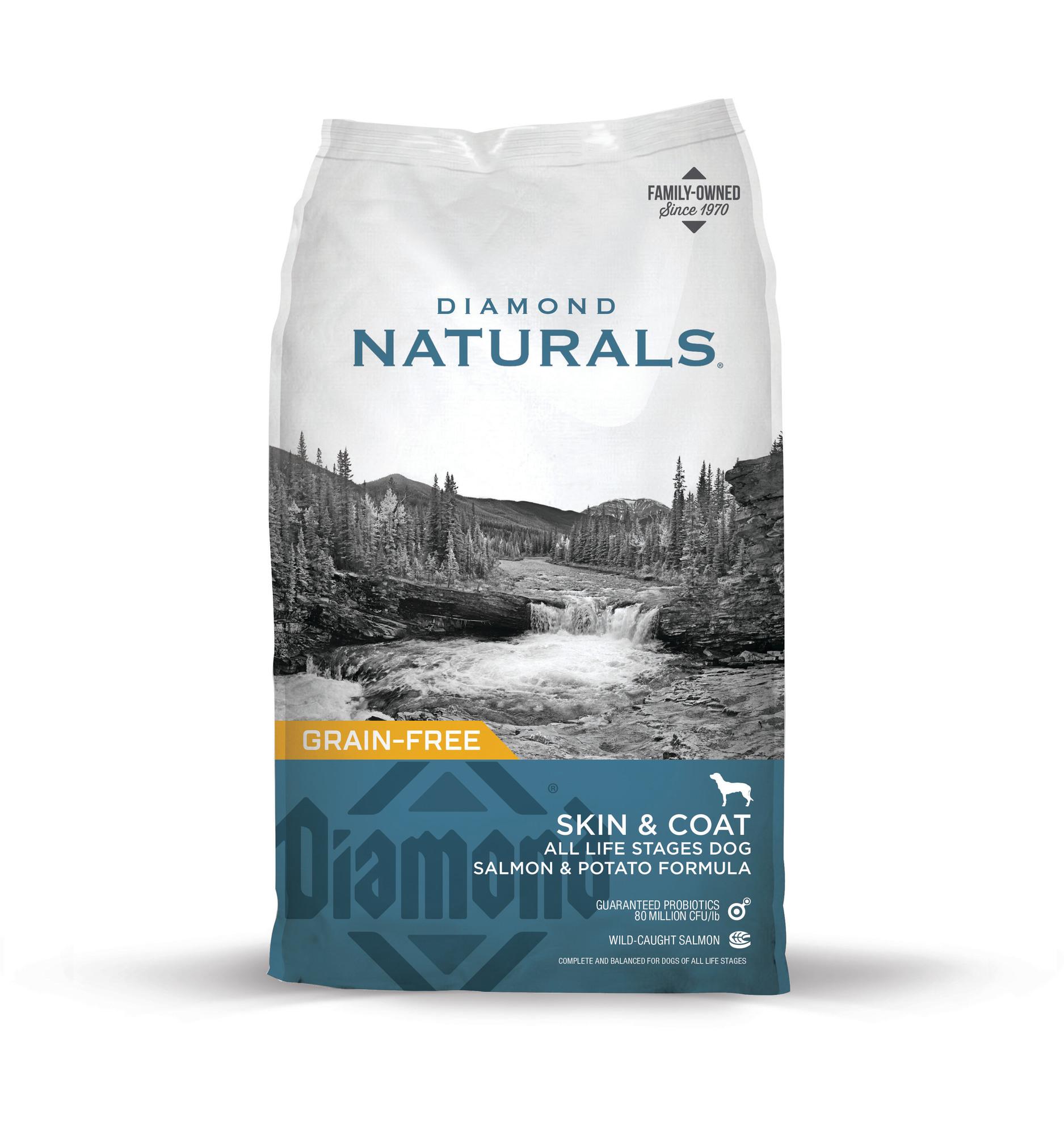 DIA NATURALS Skin & Coat 13,6 kg