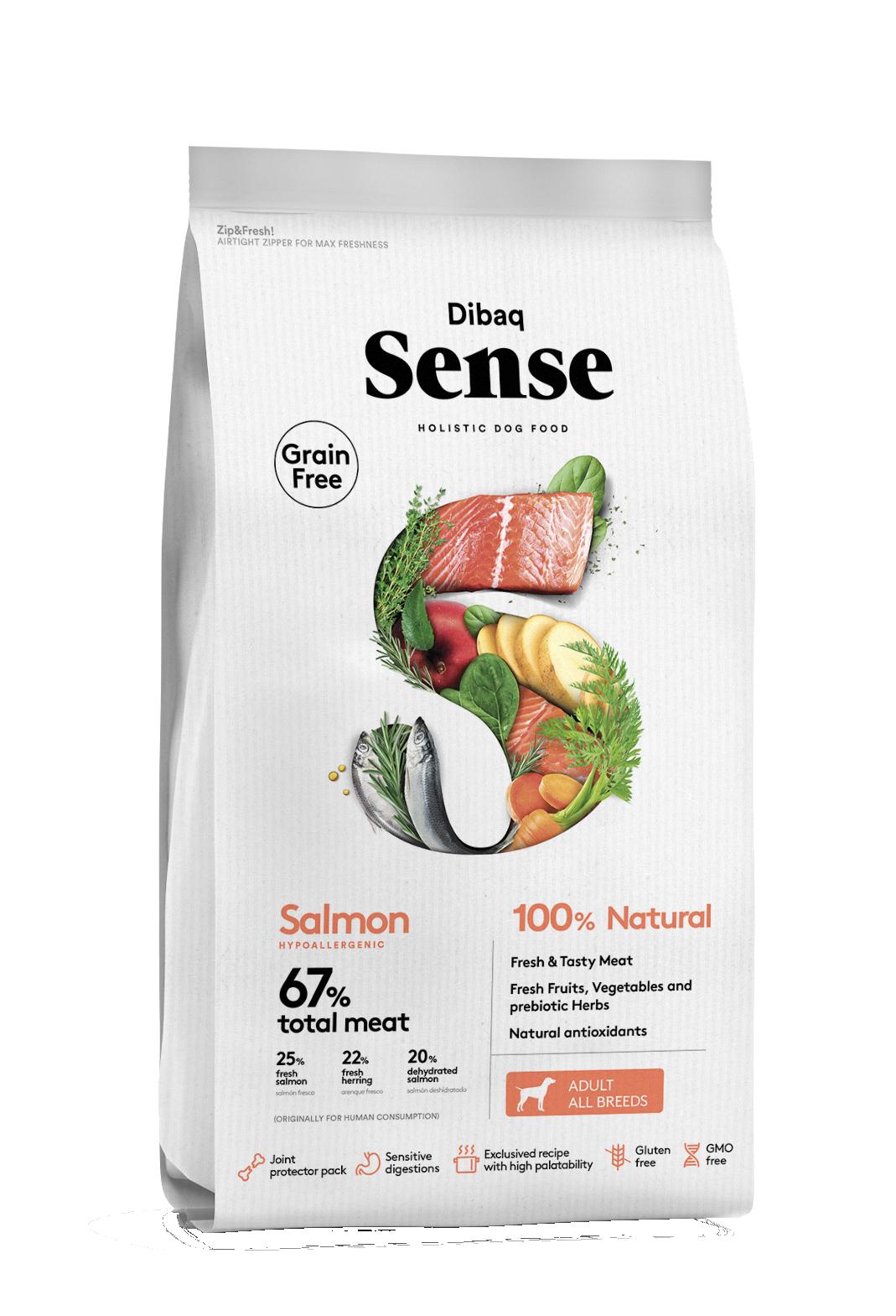 DIBAQ SENSE Salmon 2 kg