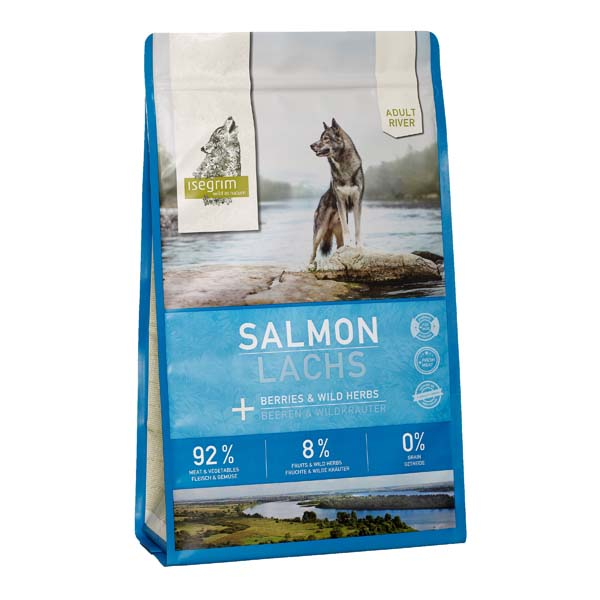 ISE River ADULT Salmon with Berries 3kg