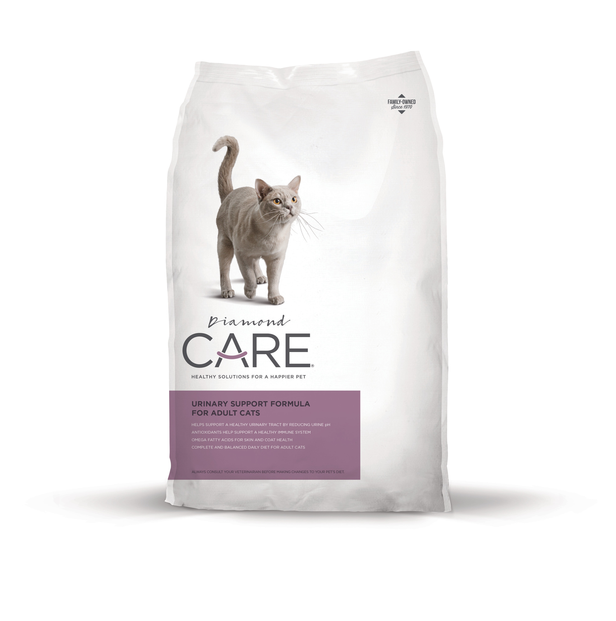 DIA CARE Urinary Adult Cat 2,72kg