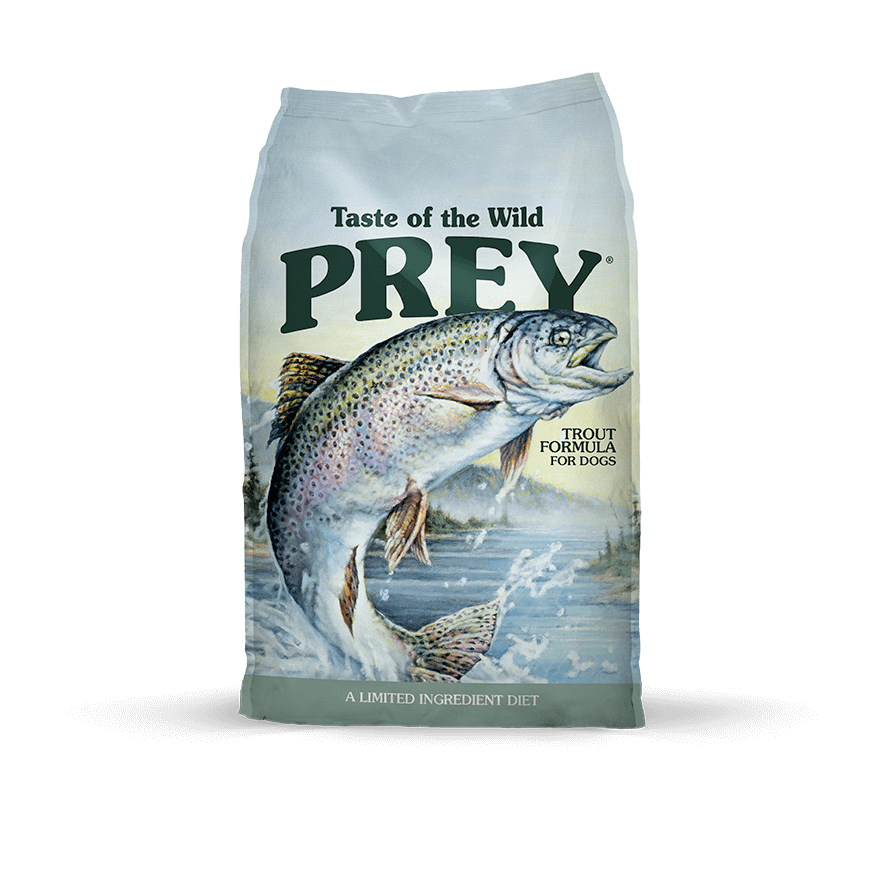 TOW PREY Trout Dog 11,33 kg