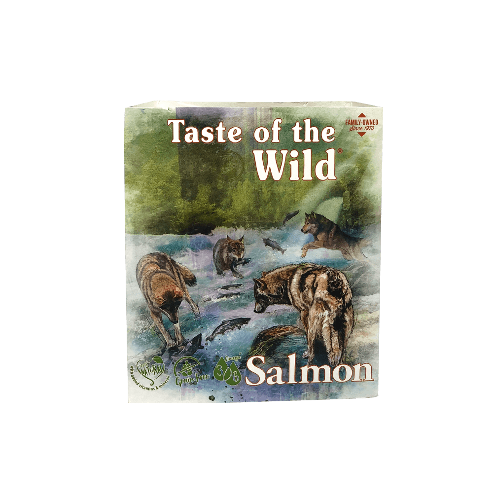 Taste of the Wild Salmon&Herring Dog Tray 390 g