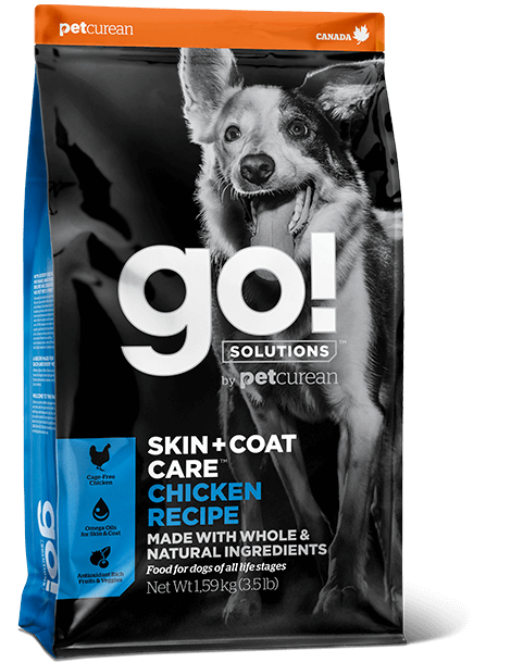 GO! Solutions Skin&Coat Chicken Dog 11,4 kg
