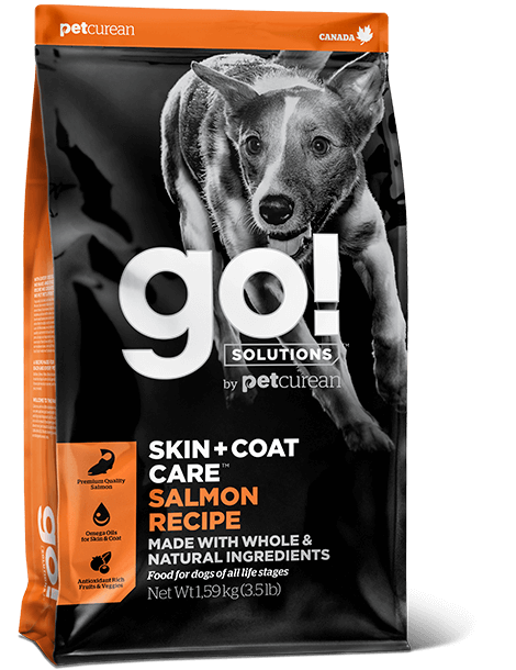 GO! Solutions Skin&Coat Salmon Dog 11,4 kg
