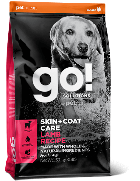GO! Solutions Skin&Coat Lamb Dog 11,4 kg