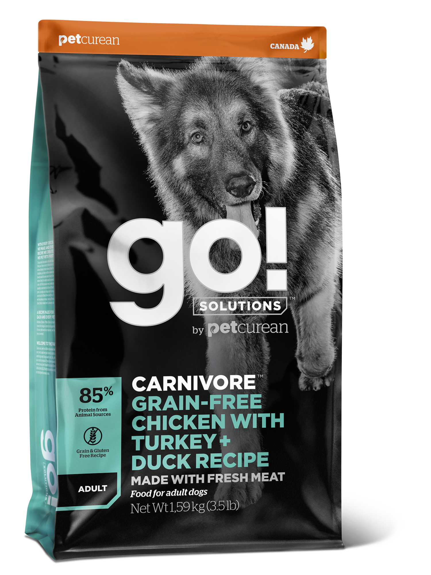 GO! Solutions Carnivore Adult Dog 10 kg