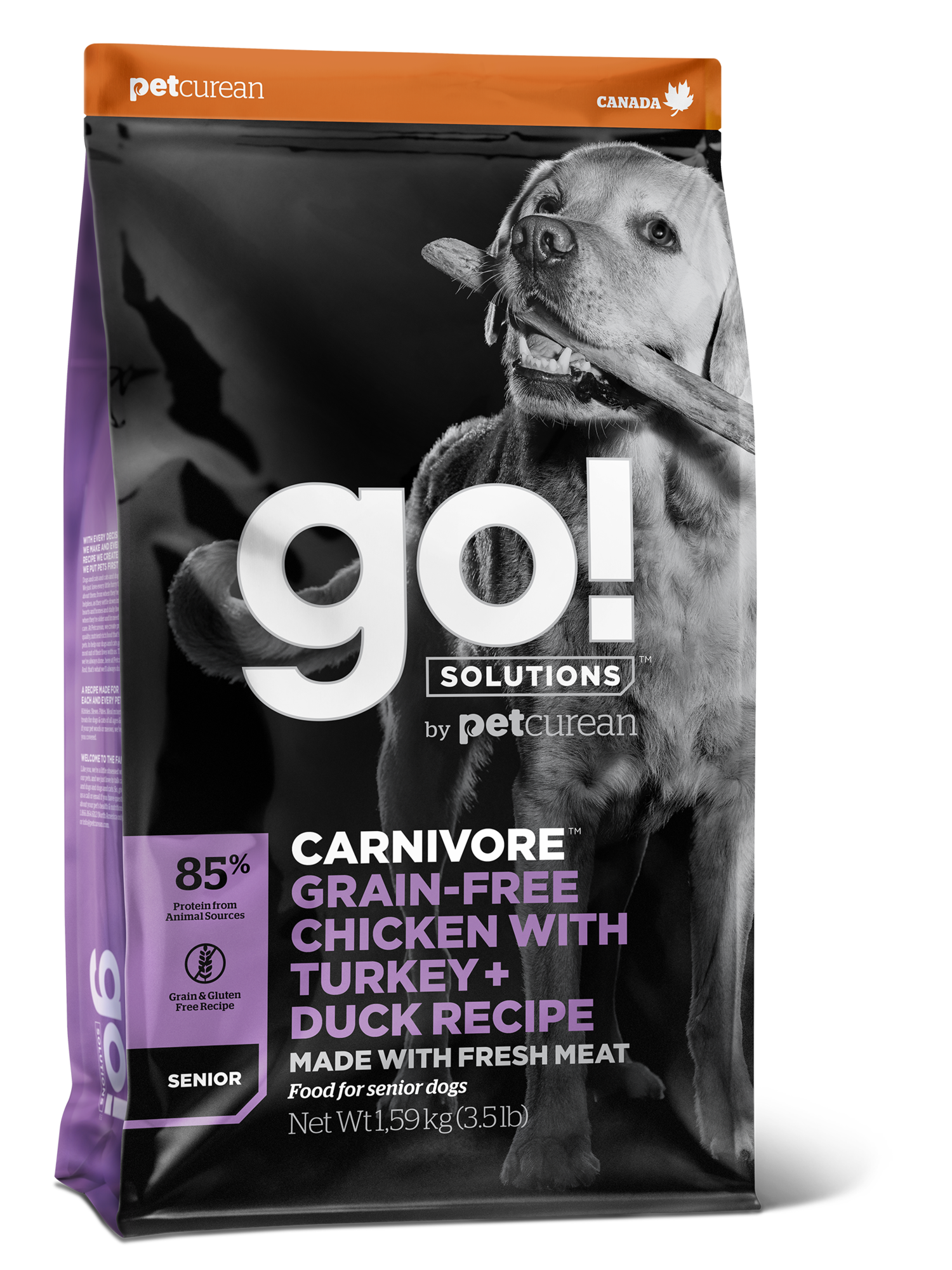 GO! Solutions Carnivore Senior Dog 10 kg