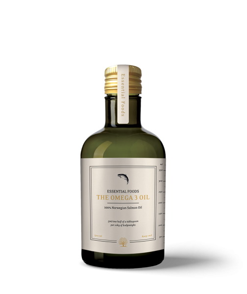 ES Omega 3 Oil 0,5l