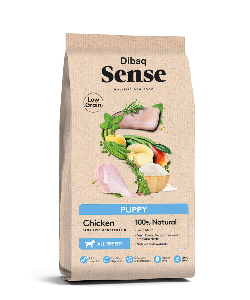 SENSE LOW GRAIN Puppy 12kg