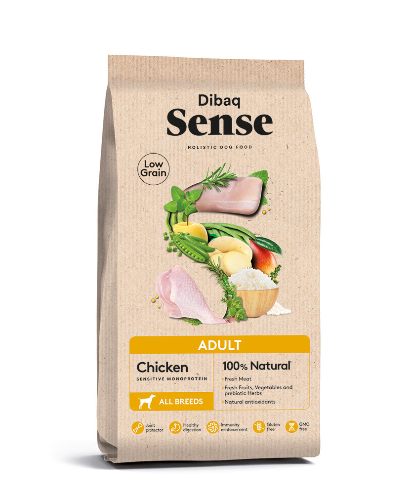 SENSE LOW GRAIN Adult 12kg