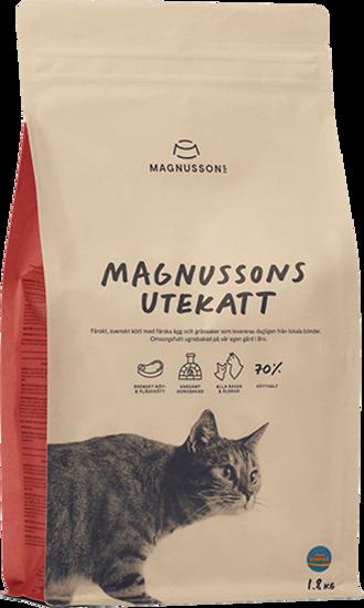 Magnusson CATFOOD Utekatt 1,8kg