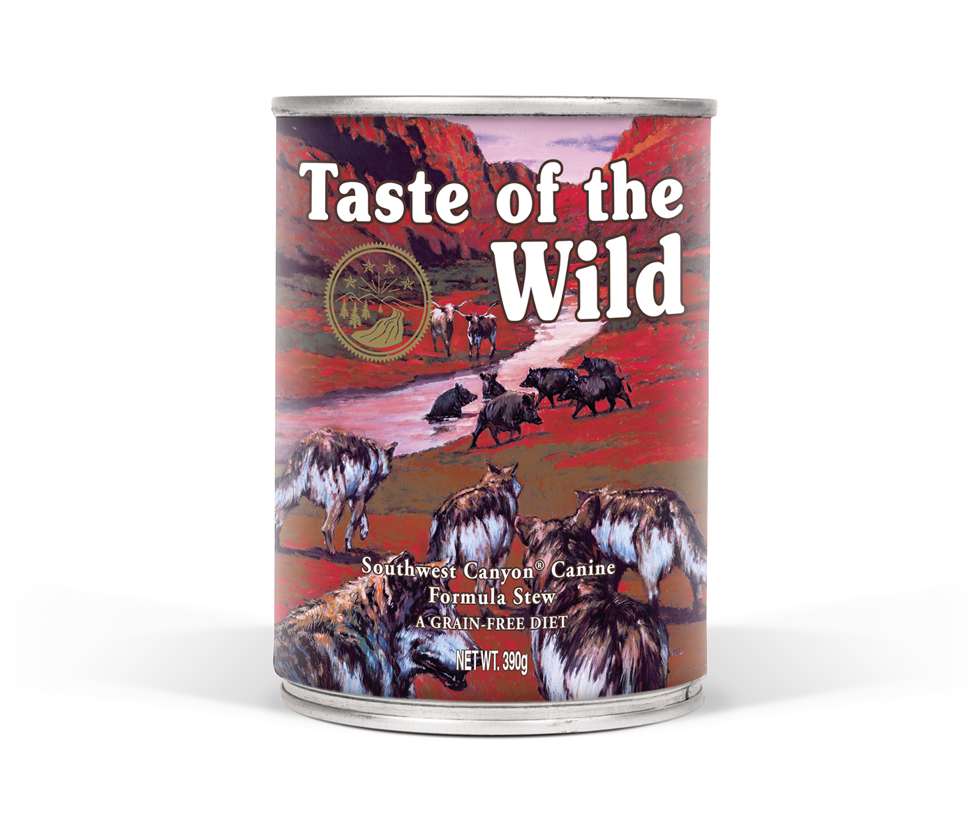 Taste Of The Wild Southwest Canyon Can Dog 390g
