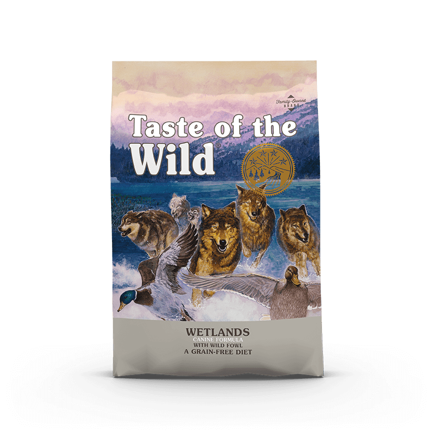 Taste of the Wild Wetlands Canine 6 kg