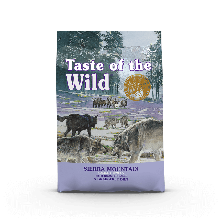 Taste of the Wild Sierra Mtn. Canine 2 kg