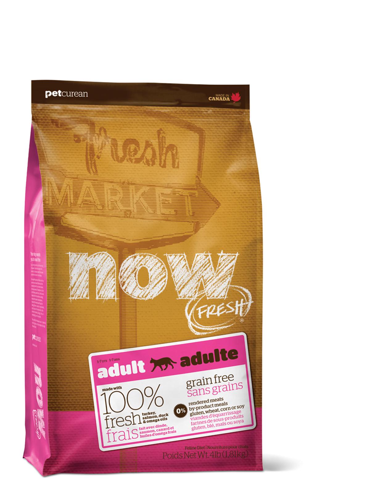 NOW FRESH Grain Free Adult CF 7,25 kg