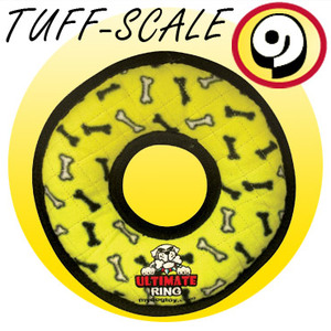 TUFFY Ultimates Ring Yellow Bones