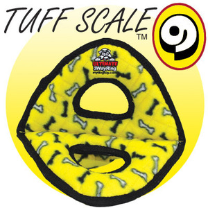 TUFFY Ultimates 4 Way Ring Yellow Bone
