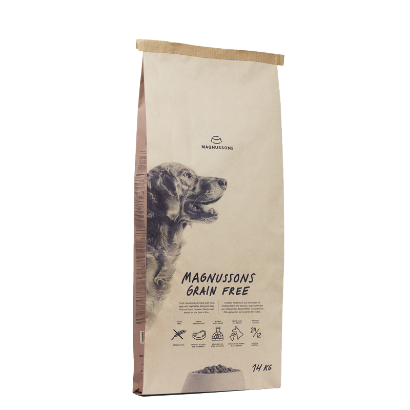 MG Meat&Biscuit GRAIN FREE 4,5kg