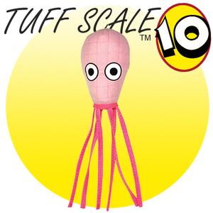 TUFFY Ocean Creature Mega Squid Pink